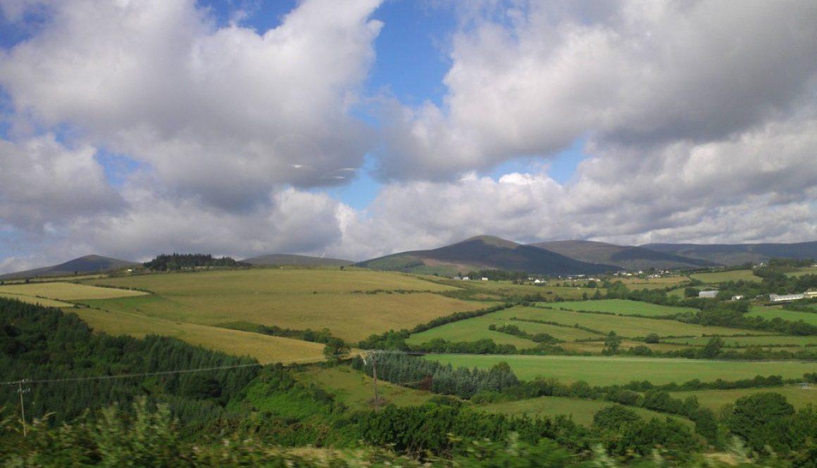 アイルランド風景