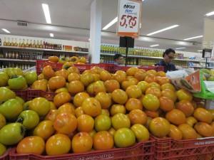日系移民がもたらした柿