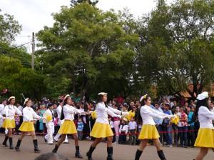 独立記念日パレード