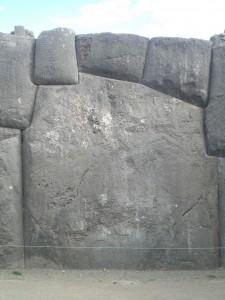 インカの石組み@クスコ