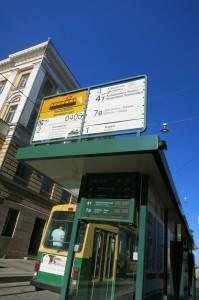 ヘルシンキの言語景観 linguistic landscapes in Helsinki