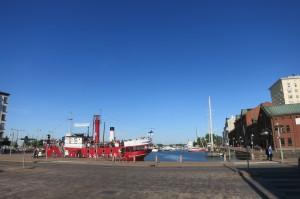 ヘルシンキの町並み Helsinki