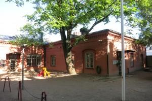 ヘルシンキの保育園 nursery school