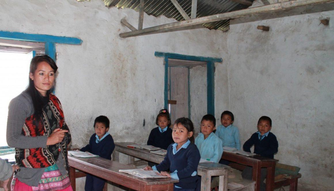 ブログ④タマン族の子どもたちの教室