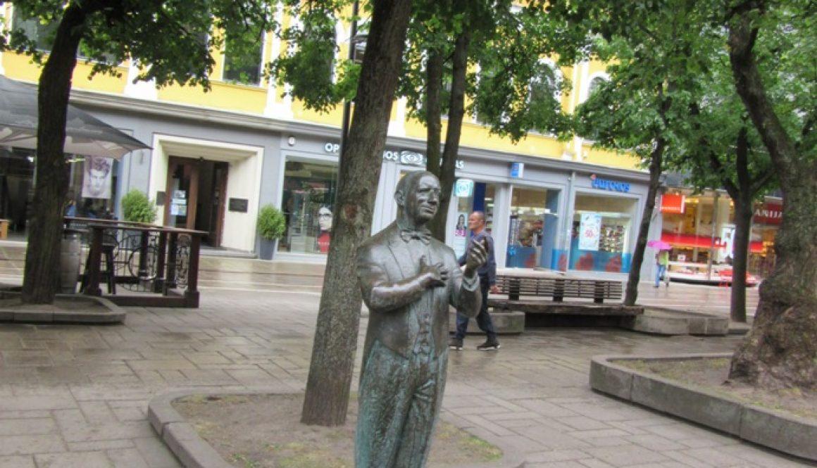 ドルスキス歌手のための記念碑
