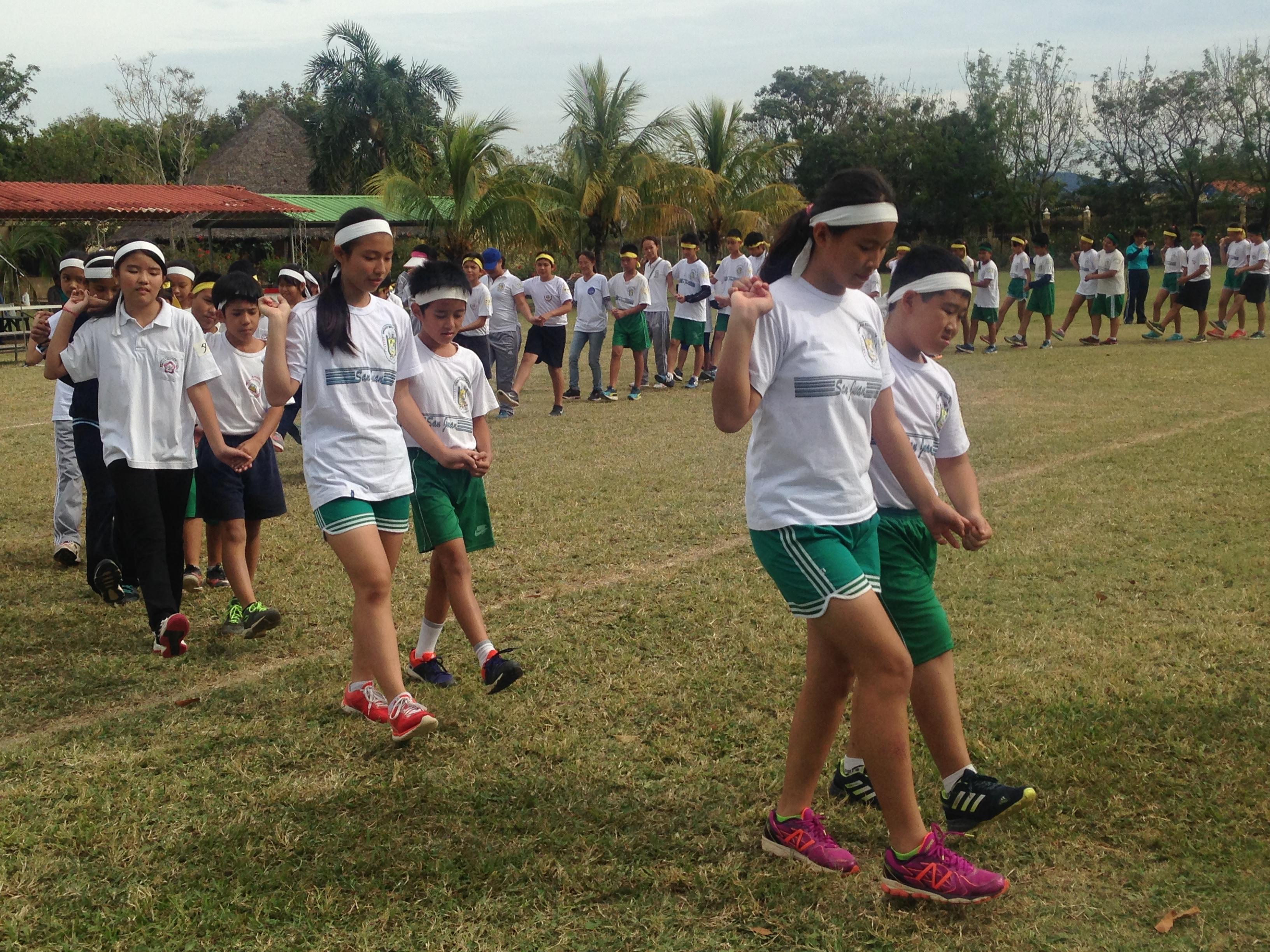 ボリビア日本人移住地サンフアン:スポーツ交歓会