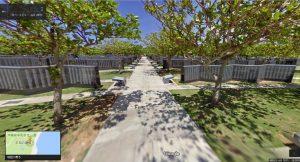Googleマップ_ストリートビュー_平和の礎