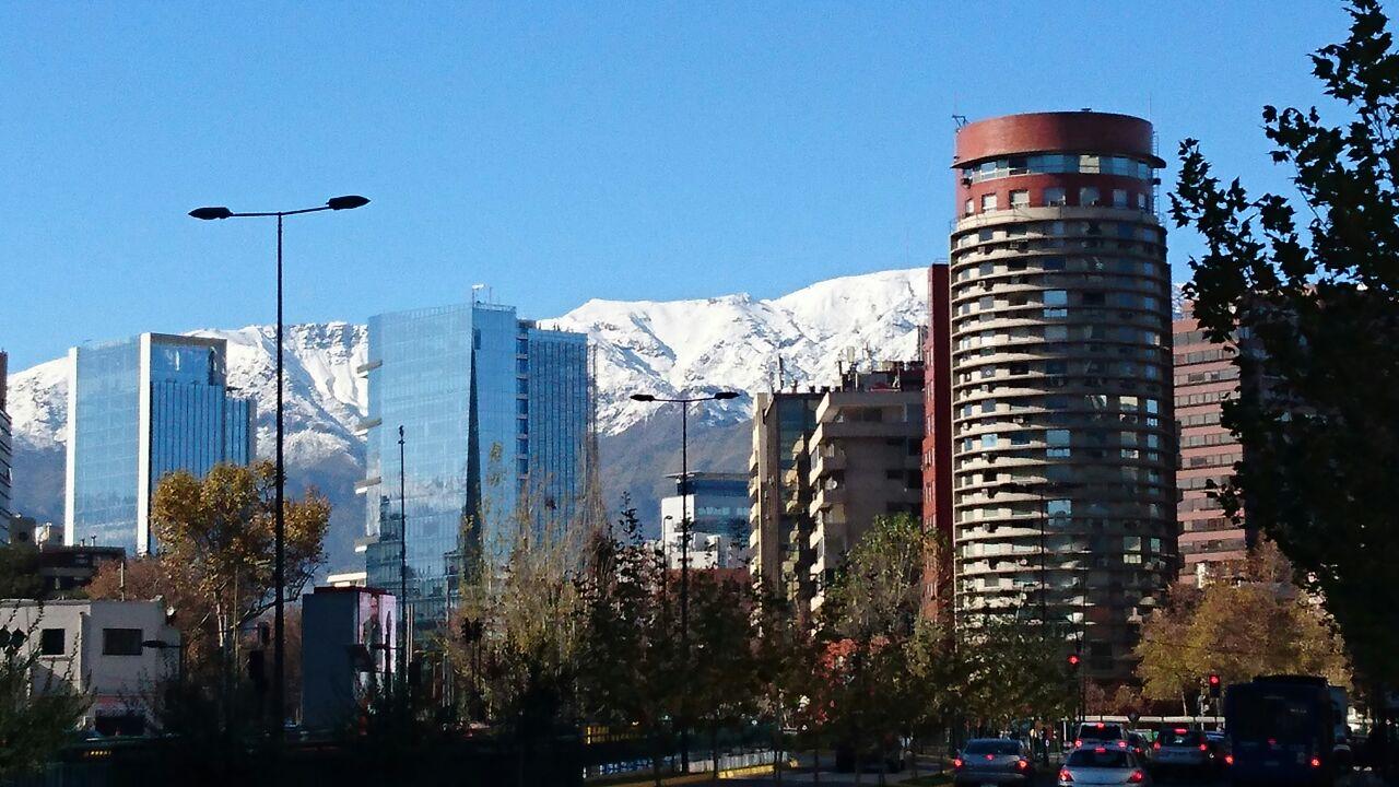 チリ、サンティアゴに一ヶ月(1)