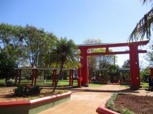Es como Japón? Asentamiento de Iguazú an Paraguay
