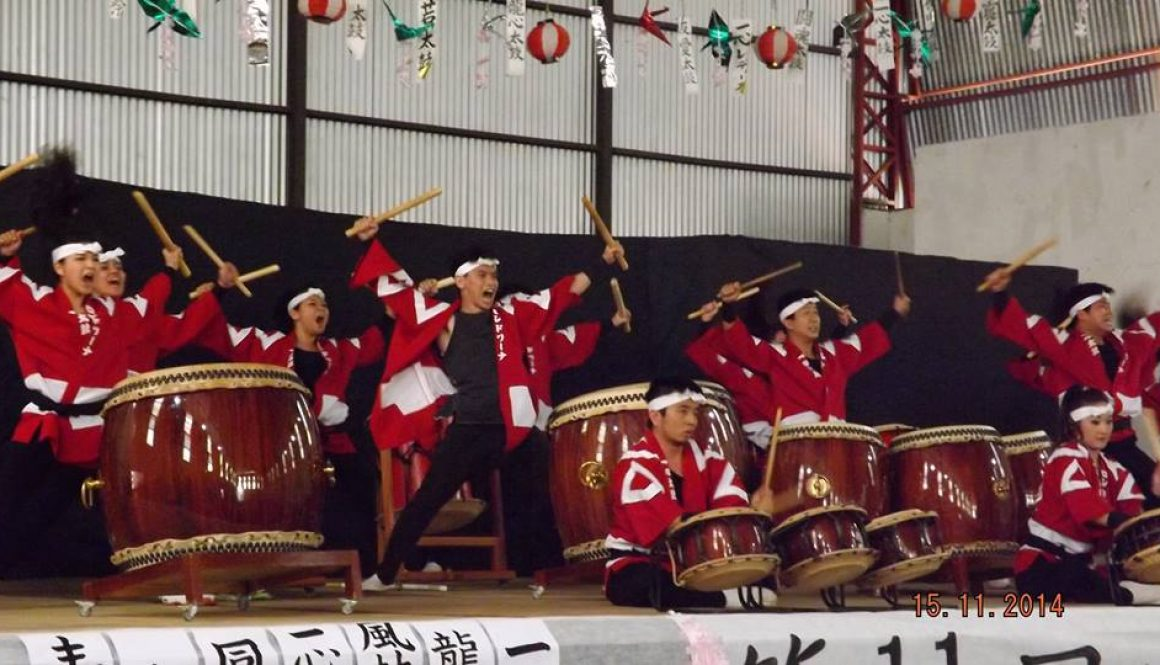 11taikofes2 第11回パラナ太鼓祭